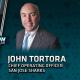San Jose Sharks COO John Tortora