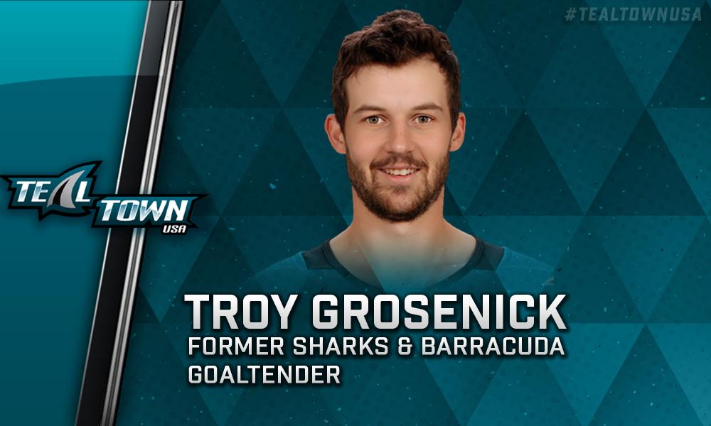 Troy Grosenick