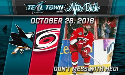 San Jose Sharks vs Carolina Hurricanes
