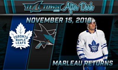 San Jose Sharks vs Toronto Maple Leafs