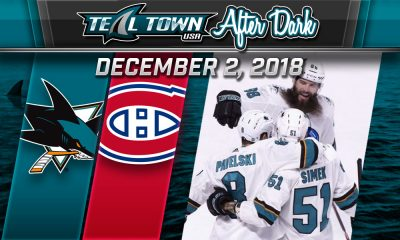 San Jose Sharks vs Montreal Canadiens