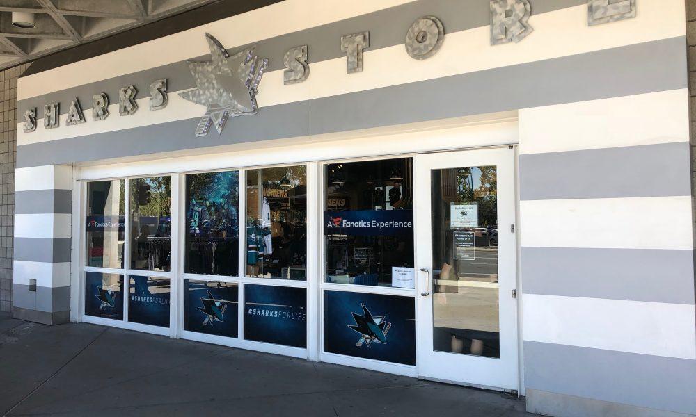 Fanatics Sharks Store