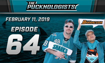 THE PUCKNOLOGISTS - EP 64 - Sharks podcast