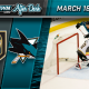 San Jose Sharks vs Vegas Golden Knights