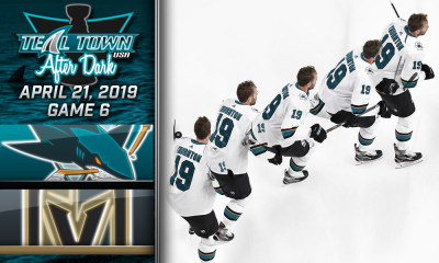 #SJSharks beat #VegasBorn game 6