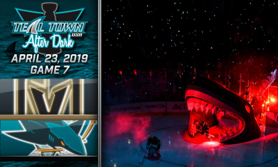 Sharks vs Golden Knights Game 7