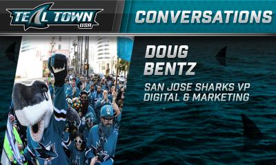Interview: Doug Bentz - San Jose Sharks VP of Marketing and Digital