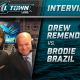 Interview: Drew Remenda vs Brodie Brazil - April 2019