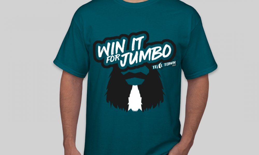 Win It For Jumbo Shirt