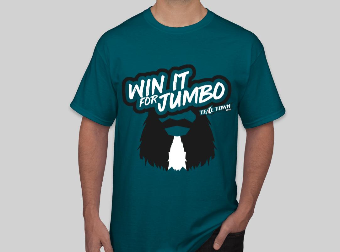 Win It For Jumbo Shirt