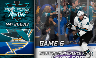 San Jose Sharks vs St Louis Blues GAME 6