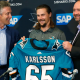 Sharks Re-Sign Erik Karlsson