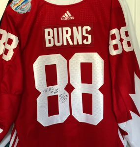 Brent Burns Team Canada Jersey