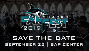 San Jose Sharks Fan Fest 2019