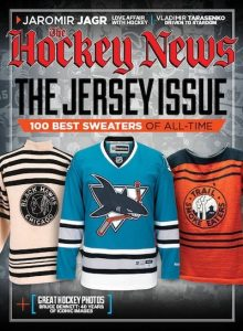 The Hockey News Best Sweaters