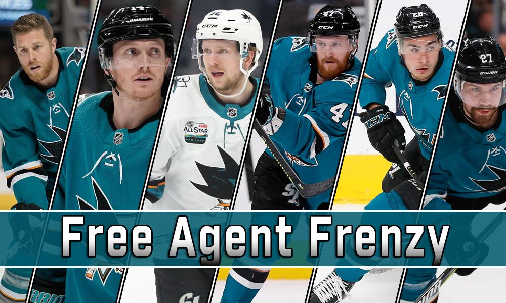 Free Agent Frenzy