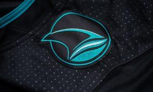 Sharks jersey shoulder patch