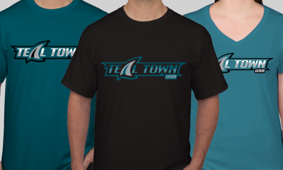 TealTownUSA Shirts