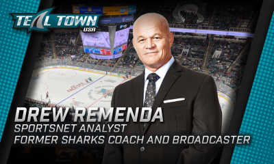 Drew Remenda - 2019-2020 San Jose Sharks