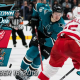 San Jose Sharks vs Red Wings 11-16-19