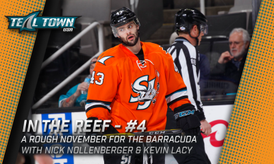San Jose Barracuda - In The Reef Ep. 4