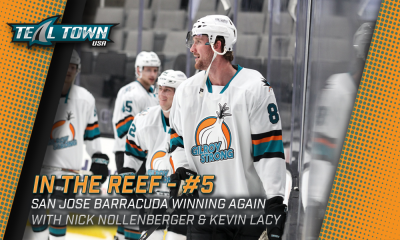 In The Reef - Episode 5 - San Jose Barracuda Winning Again