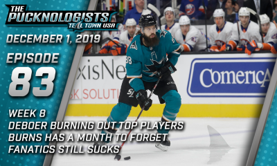 The Pucknologists - Ep 83