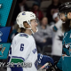 San Jose Sharks vs Vanoucver Canucks