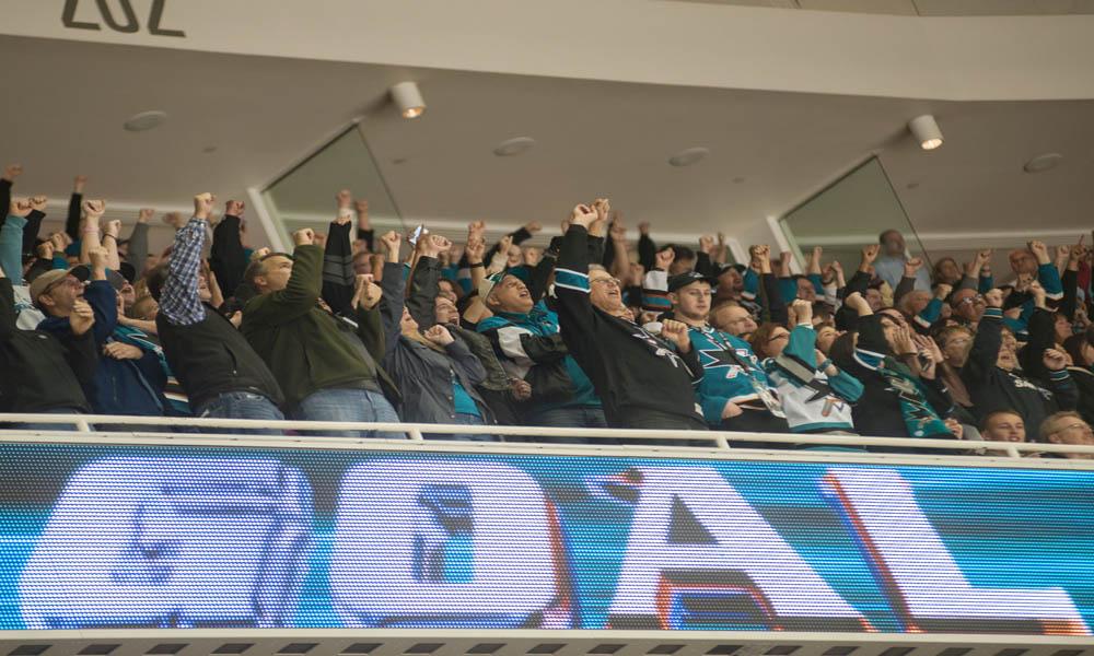 San Jose Sharks Goal