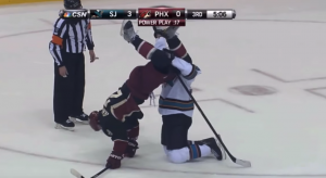 Adam Burish Downward Desert Dog