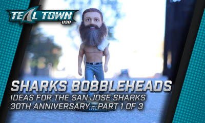 San Jose Sharks Bobblehead Ideas 1 of 3
