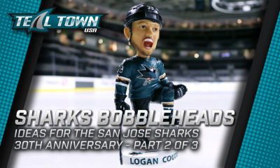San Jose Sharks Bobblehead Ideas 2 of 3