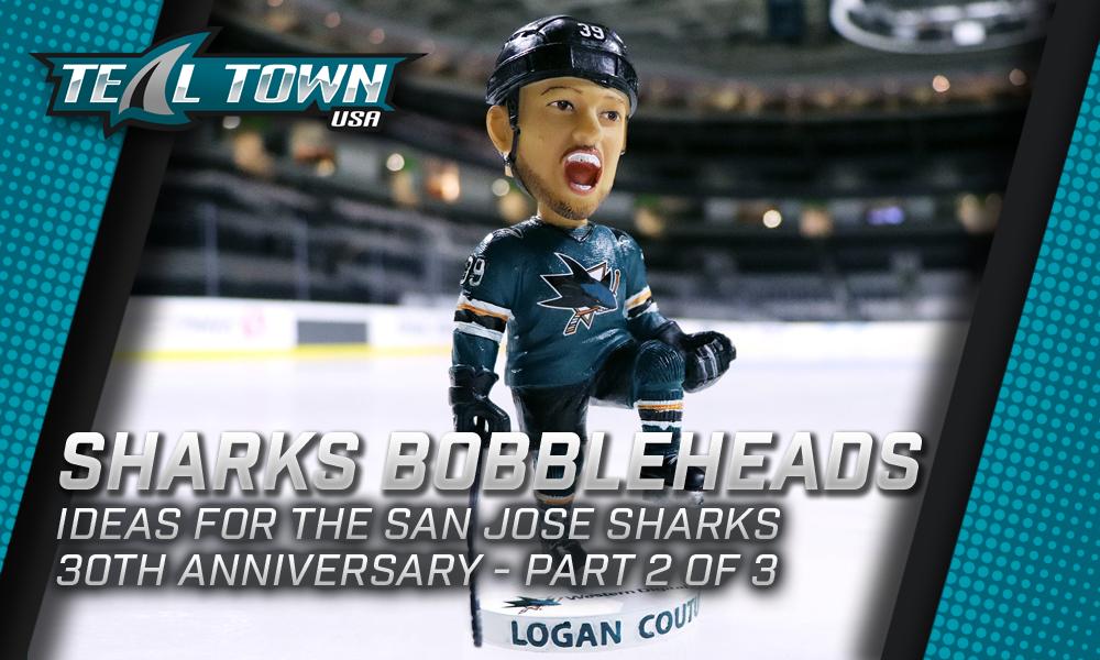 San Jose Sharks Bobblehead Ideas 2 of 3