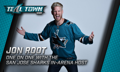 One on One with San Jose Sharks Jon Root