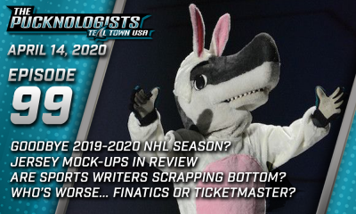 The Pucknologists 99 - A San Jose Sharks podcast