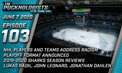The Pucknologists 103 - A San Jose Sharks podcast