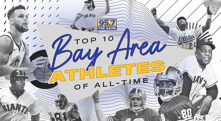 95.7 The Game Bay Area Top Athletes