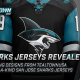 Sharks Jersey Reveal